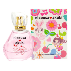 nicousa×akubiコラボ香水 nicousa♥akubi Sweet Strawberry