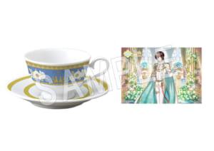 「夢王国と眠れる100人の王子様」6周年記念Anniversary store in 渋谷マルイ 紅茶の国イメージ ティーカップ&ソーサー