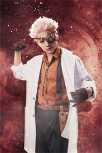 ロックミュージカル「MARS RED」タケウチ 役:平野良さん