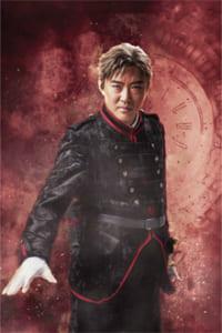 ロックミュージカル「MARS RED」山上徳一 役:柳瀬大輔さん
