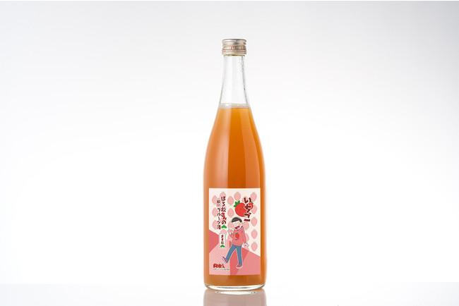 「ほろ松さんのフルーツ酒」松野おそ松いちご