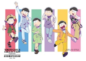 TVアニメ「おそ松さん」×「第32回 マイナビ 東京ガールズコレクション 2021 SPRING/SUMMER」