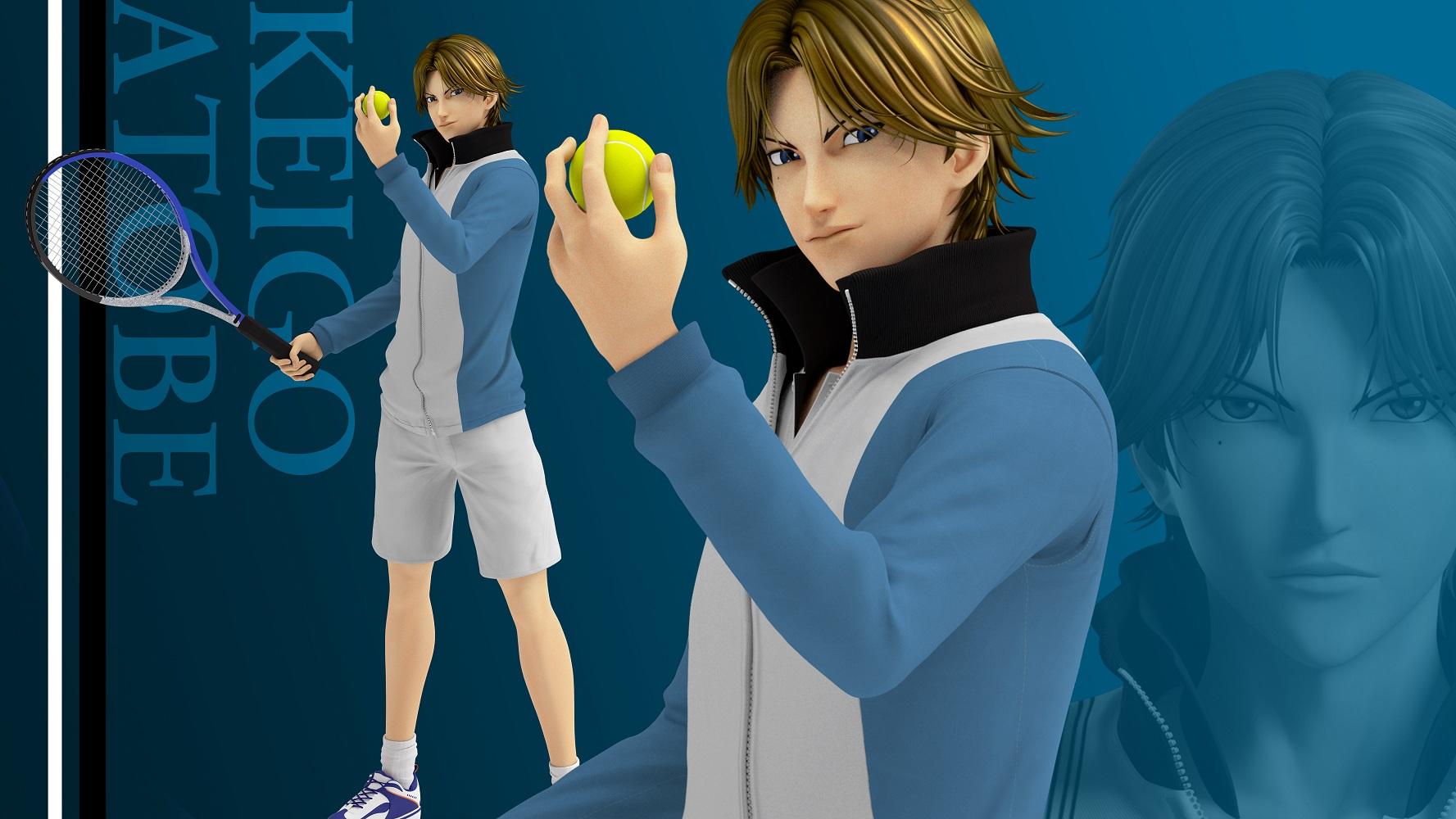3DCG劇場版「リョーマ!新生劇場版テニスの王子様」リョーマ・手塚・跡部らの3DCG画像が解禁!キャストコメントも到着
