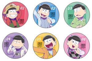 TVアニメ「おそ松さん」×「第32回 マイナビ 東京ガールズコレクション 2021 SPRING/SUMMER」トレーディング缶バッジ