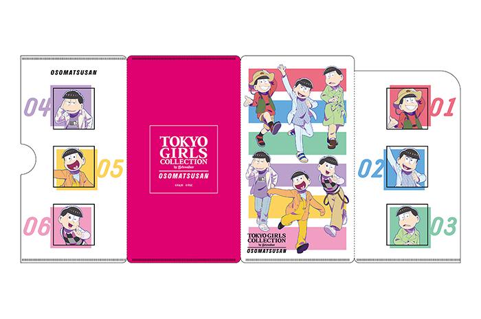 TVアニメ「おそ松さん」×「第32回 マイナビ 東京ガールズコレクション 2021 SPRING/SUMMER」マルチケース