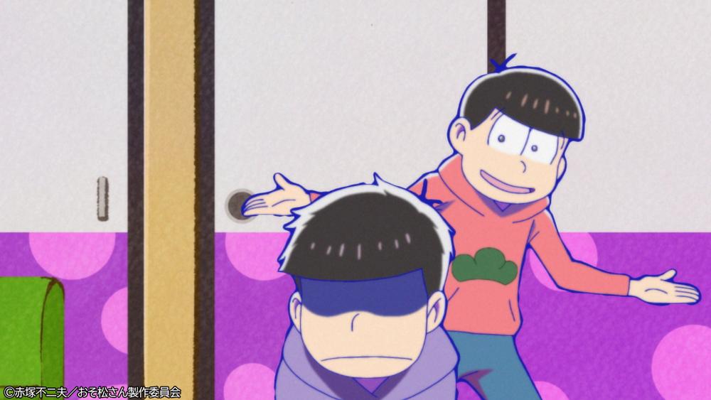 「おそ松さん」dTVオリジナルアニメ「チョコ松さん~バレンタイン編~」予告映像解禁!おそ松が兄弟にドッキリチョコを仕込む