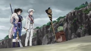 TVアニメ「半妖の夜叉姫」第18話先行カット