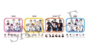 「A3!」×「アニメイトカフェ」お菓子入り缶ケース
