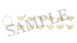 「A3!」×「アニメイトカフェ」トレーディング満開グラスマーカー Bグループ