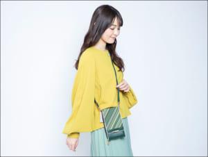 「刀剣乱舞-ONLINE-」×日本の織物 スマホポシェット 豊前江モデル 使用イメージ