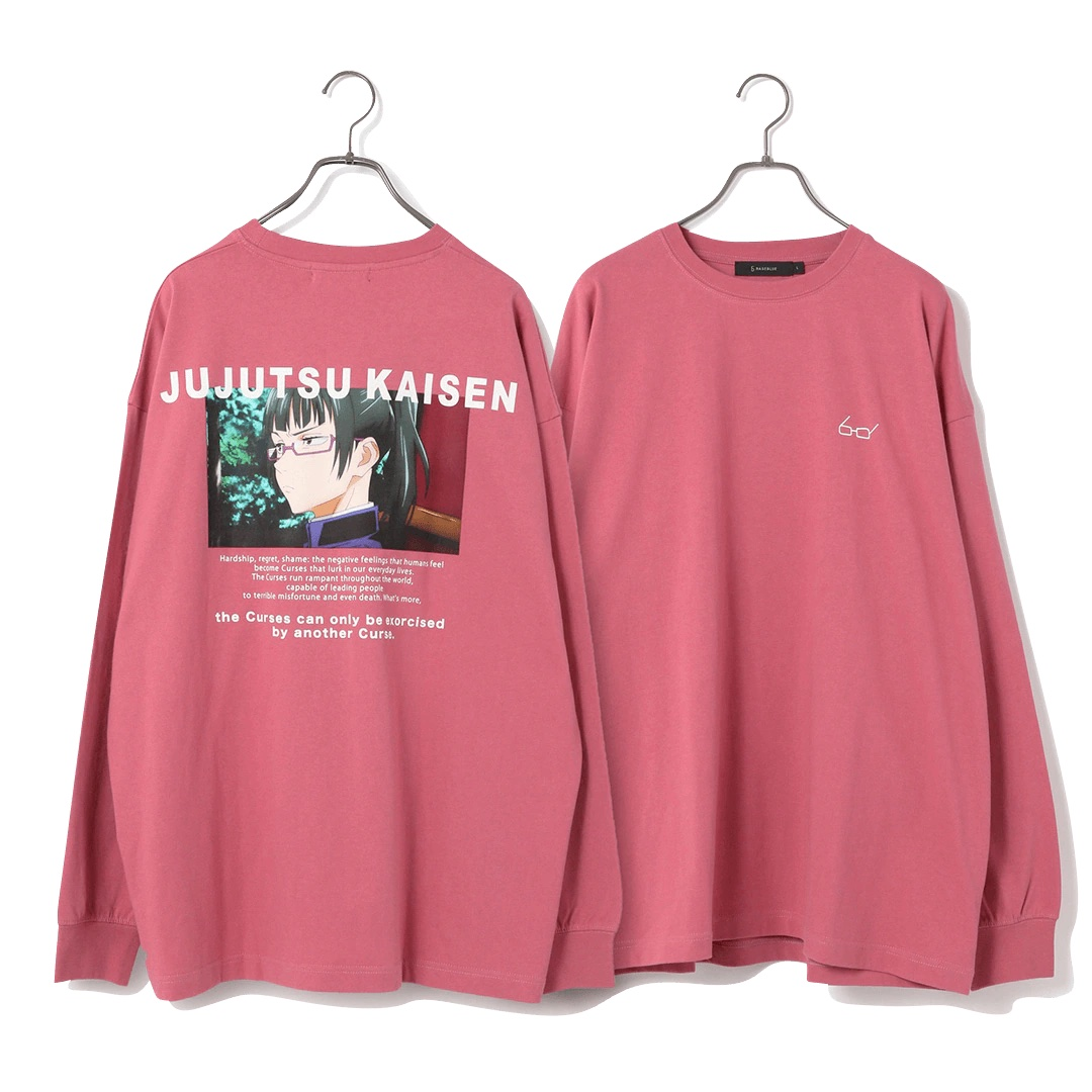 TVアニメ「呪術廻戦」×「RAGEBLUE」ロングスリーブシャツ