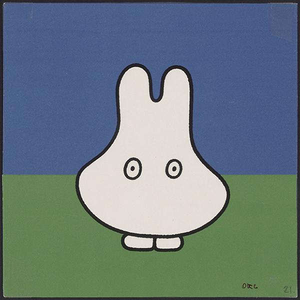 「ミッフィー展」大阪で開催決定!初来日を含む250点以上の貴重な直筆原画や資料が展示