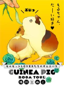 鳩川ぬこ先生「GUINEA PIG ROOM TOUR」