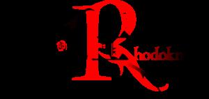 「千銃士:Rhodoknight」ロゴ