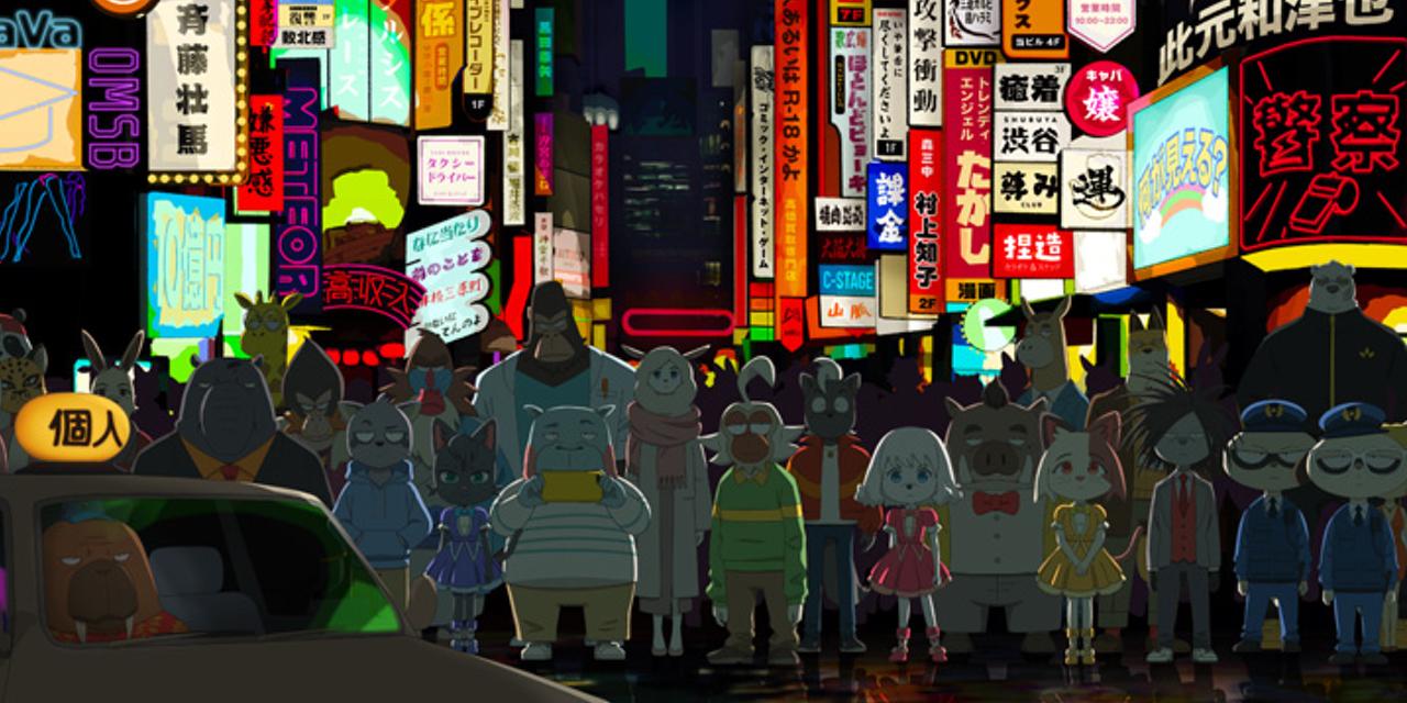 オリジナルアニメ「オッドタクシー」PV第2弾公開!花江夏樹さんらが登壇する先行上映会も開催決定