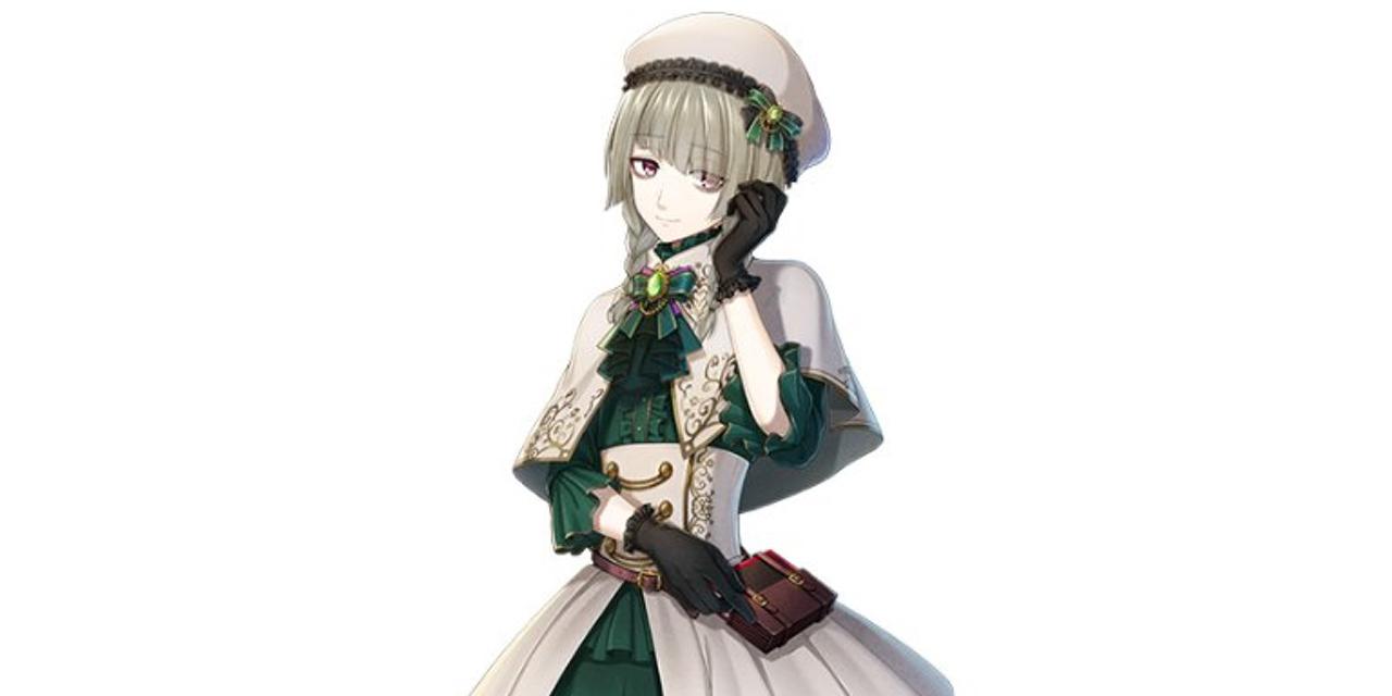 「文豪とアルケミスト」新文豪・北村透谷(CV.天﨑滉平さん)登場!可愛い服を着るのが好きで少女のような見た目の詩人