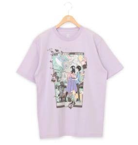 サマーウォーズ×中村佑介 Tシャツ
