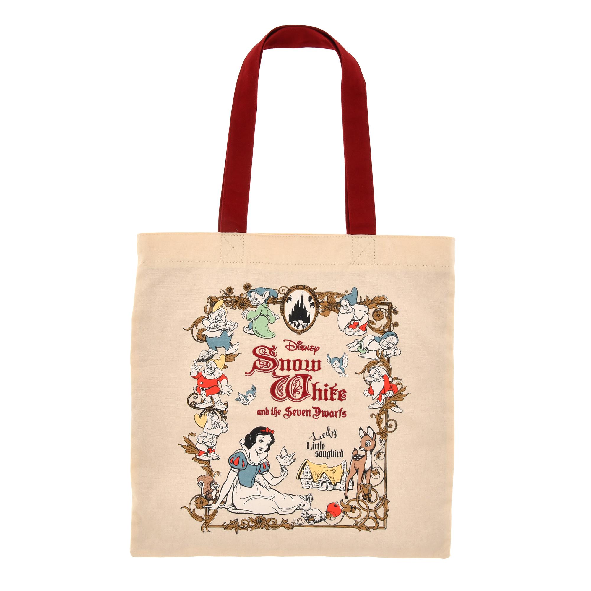白雪姫 トートバッグ Snow White and the Seven Dwarfs