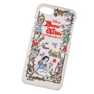 白雪姫 iPhone 6/6s/7/8/SE(第2世代)用スマホケース・カバー Snow White and the Seven Dwarfs