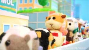 TVアニメ「PUI PUI モルカー」ストーリーブックあらすじ