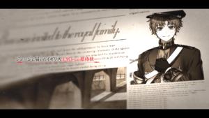 「千銃士:Rhodoknight」ロードストーリーPV「イギリス編」冒頭