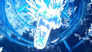家庭用ゲーム「鬼滅の刃 ヒノカミ血風譚」ゲーム内スクリーンショット 水の呼吸