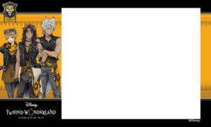 プリ機「EMMYCHUU」×「ディズニー ツイステッドワンダーランド」オリジナルシールふちデザイン第1弾 サバナクロー