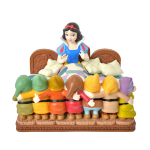 白雪姫&7人のこびと フィギュア Snow White and the Seven Dwarfs