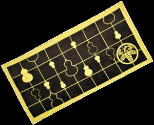 「みんなのくじ 刀剣乱舞-ONLINE- ~タオルの陣 其ノ伍~」D賞:太閤左文字バスタオル