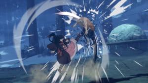 家庭用ゲーム「鬼滅の刃 ヒノカミ血風譚」ゲーム内スクリーンショット 竈門禰󠄀豆子&嘴平伊之助