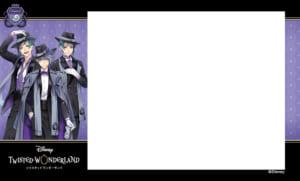 プリ機「EMMYCHUU」×「ディズニー ツイステッドワンダーランド」オリジナルシールふちデザイン第1弾 オクタヴィネル
