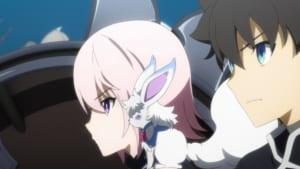 「劇場版 Fate/Grand Order -神聖円卓領域キャメロット-」 後編 Paladin; Agateram 第2弾特報カット-マシュ