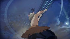 「鬼滅の刃 ヒノカミ血風譚」ゲーム内スクリーンショット 伊之助