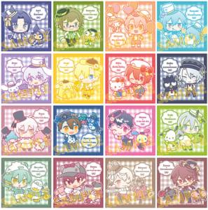 アイドリッシュセブン×サンリオキャラクターズ コラボフェア特典