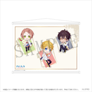「I★CHU Limited Shop Fleur Stage」B3タペストリー_F∞F