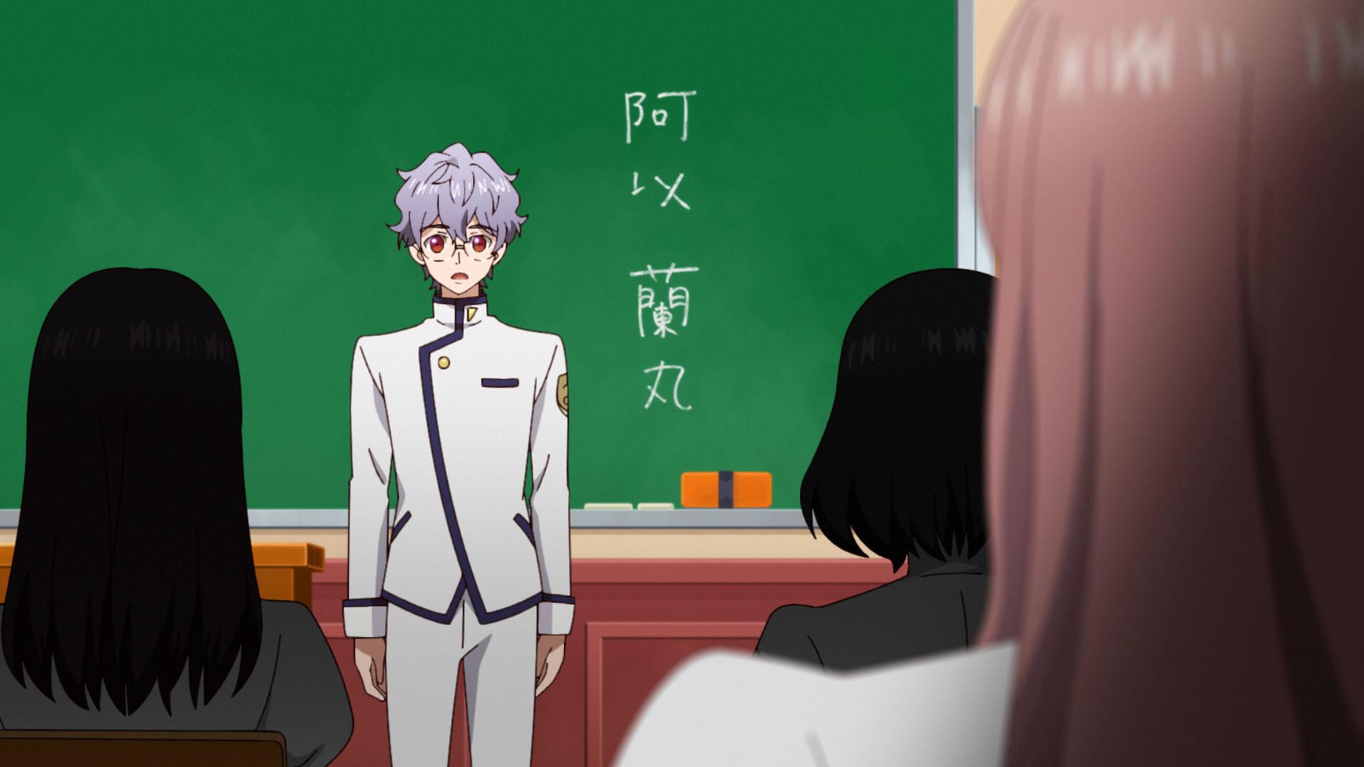 オジリナルTVアニメ「Fairy蘭丸~あなたの心お助けします~」1話先行カット3