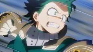 TVアニメ「僕のヒーローアカデミア」第5期1話 先行カット デク