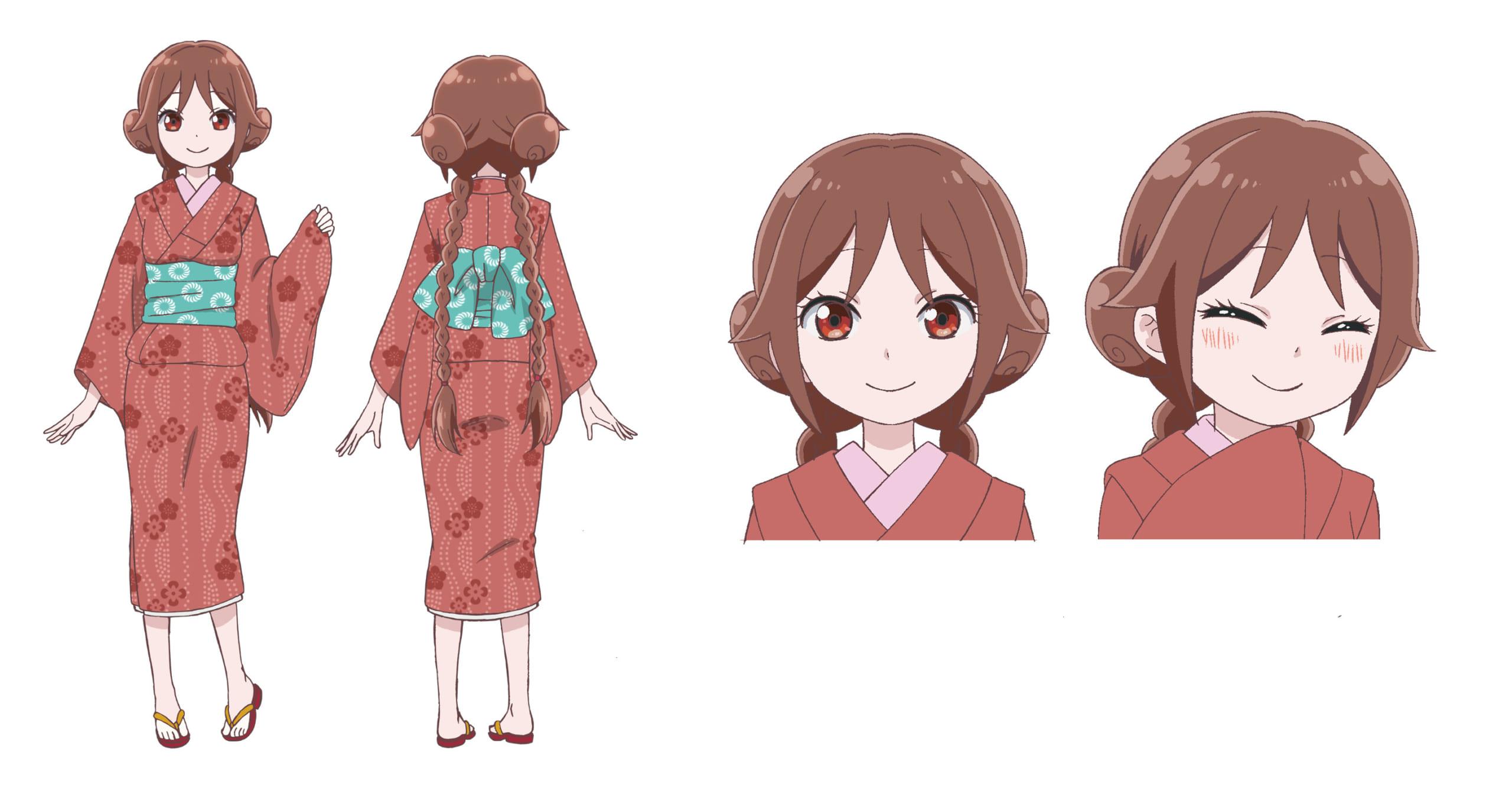 TVアニメ「大正オトメ御伽話」立花夕月