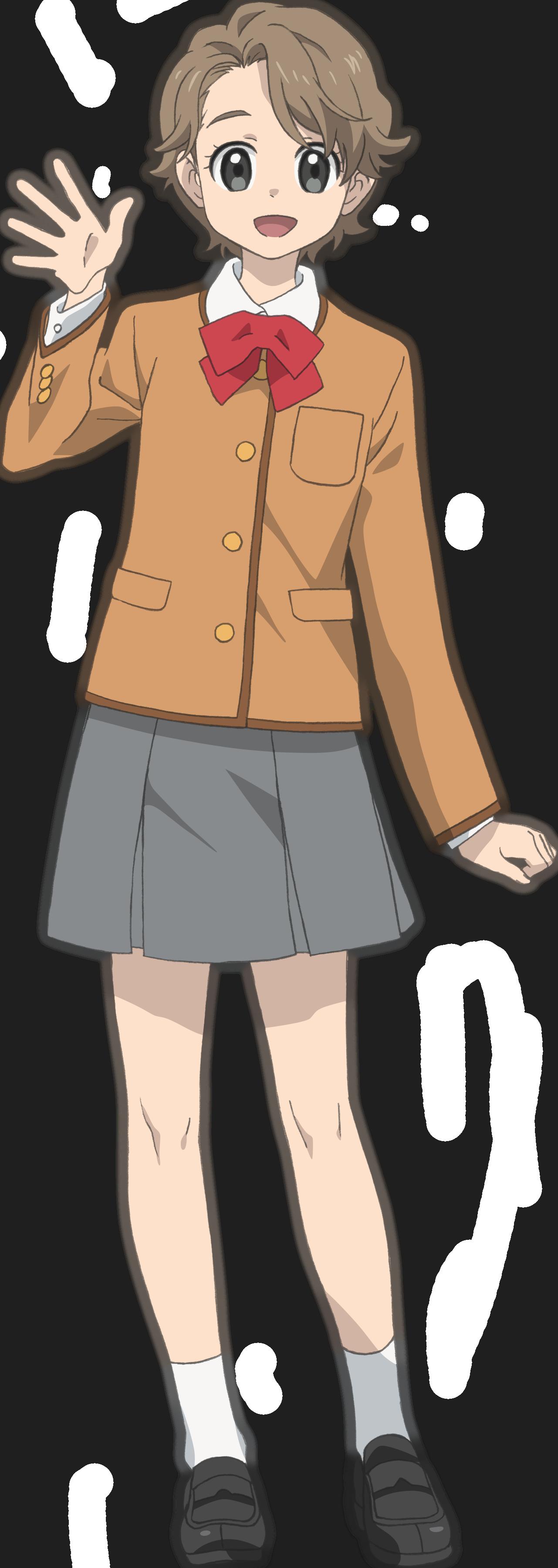 TVアニメ「ましろのおと」山野桜