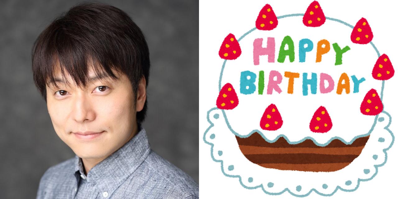 祝・本日3月16日は野島健児さんのお誕生日!みんなが思う「野島さんといえば?」【結果発表】
