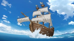 「Dr.STONE」船