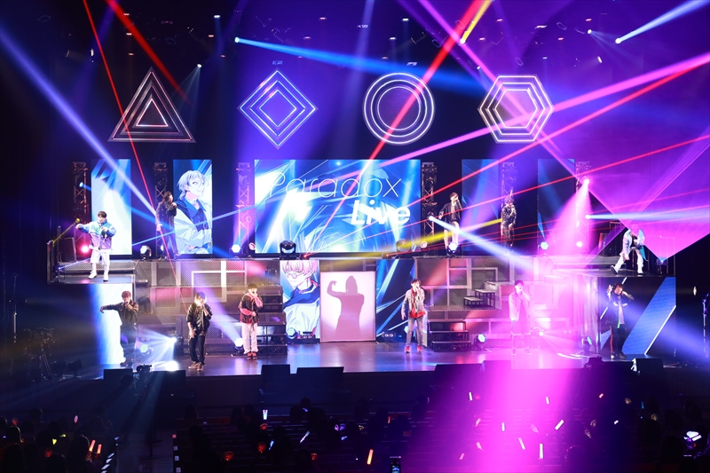 「Paradox Live」初のリアルライブ「Dope Show」総合優勝発表&最新情報一挙解禁!イベントレポート!