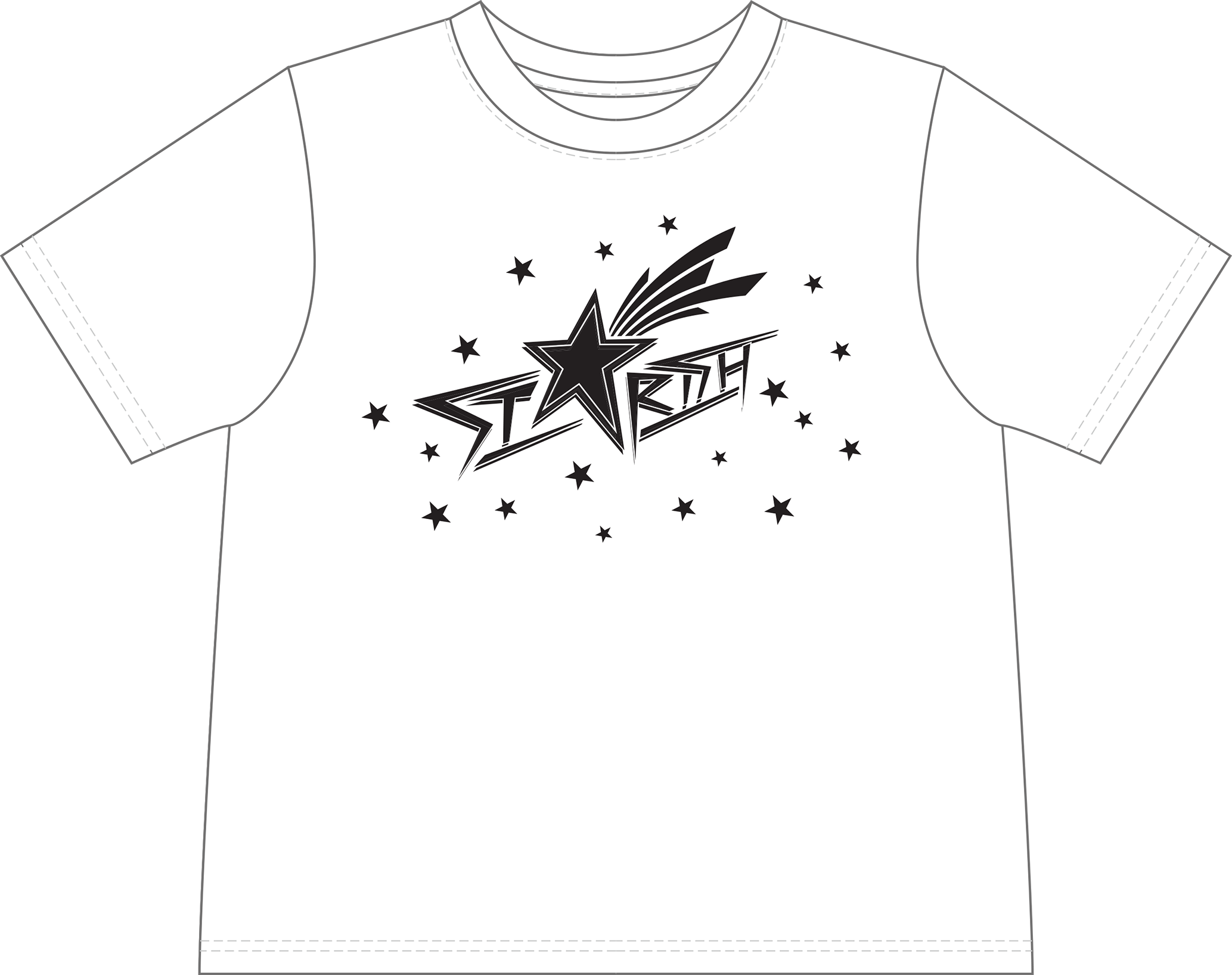 「UTA☆PRI EXPO-10th Anniversary-」TシャツST☆RISH