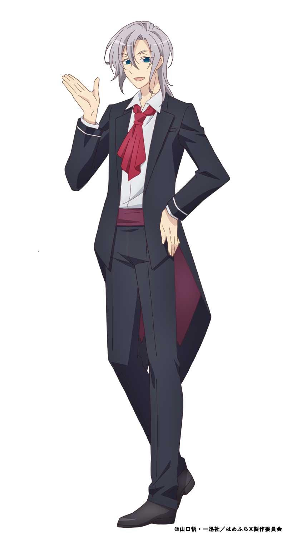 「乙女ゲームの破滅フラグしかない悪役令嬢に転生してしまった…X」ジェフリー・スティアート:子安武人さん