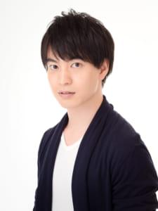 TVアニメ『アイ★チュウ』夜鶴黒羽役:小林裕介さん