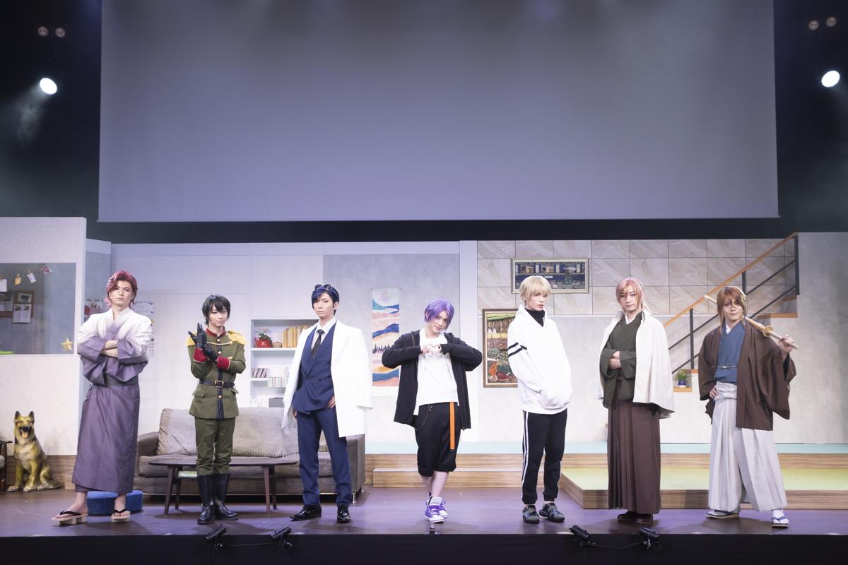 全公演中止となった舞台「元号男子」2021年秋新たに上演決定!無観客公演の有料配信もお見逃しなく