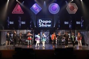 「Paradox Live Dope Show-2021.3.20 LINE CUBE SHIBUYA-」集合写真