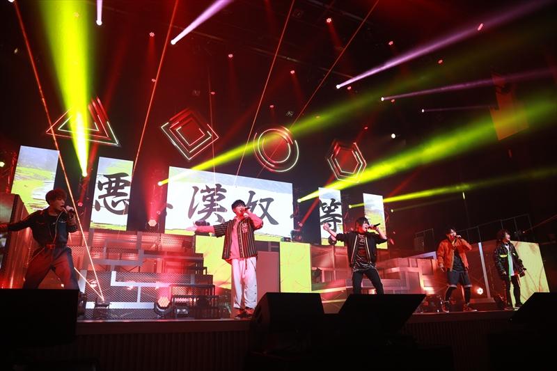 「Paradox Live Dope Show-2021.3.20 LINE CUBE SHIBUYA-」悪漢奴等1