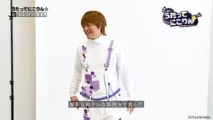「うたってにこりん☆」メイキング・インタビュー動画(エイプリルフール)