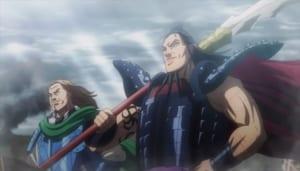 TVアニメ「キングダム」心を揺さぶるPV 場面カット